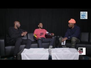 Интервью: Kobe Bryant и Kendrick Lamar для Complex (Русский язык) Рифмы и Панчи