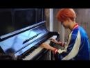 чимин и пианино