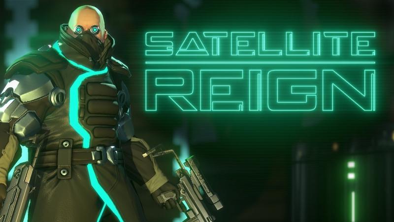 Satellite Reign Чем то похож на Syndicate (SEGA)? 2