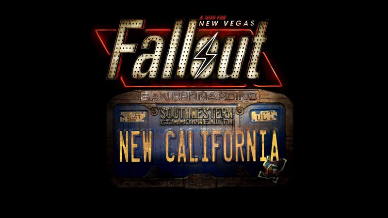 Fallout: New California Mod 2018 Action Teaser Trailer - Fallout: New Vegas Mods 4K