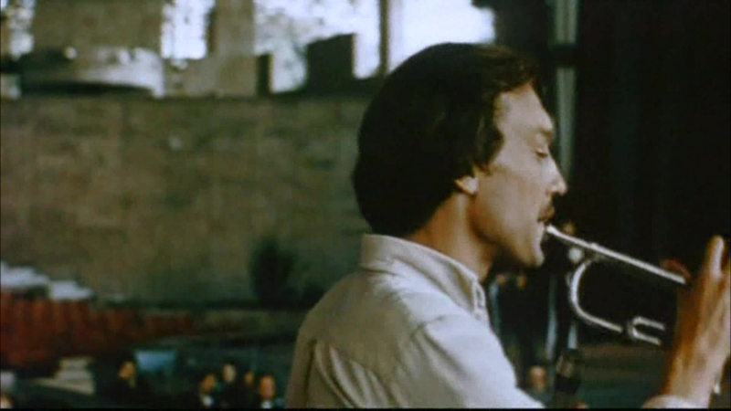 ШЛЯПА (1981) - мюзикл, трагикомедия. Леонид Квинихидзе