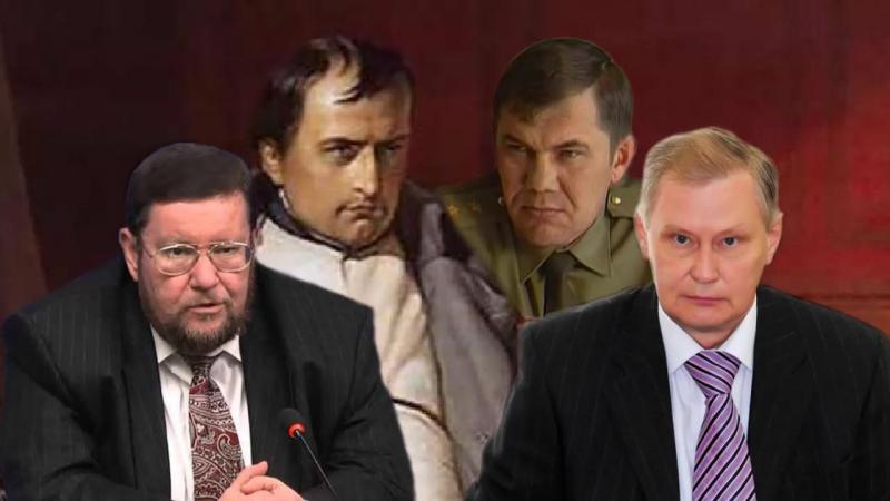 Сатановский и Ходаренок - Генерал Лебедь не Наполеон.