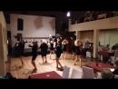 Танец живота в ресторане Merlot, Таллинн (Эстония) 18.02.2018