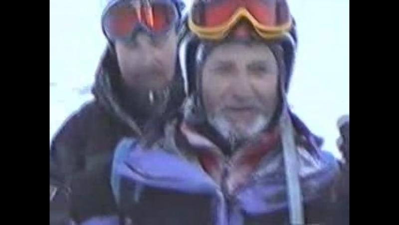 Прелести зимнего альпинизма