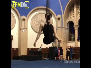 SLs AWESOME CIRCUS GIRLS #5 - STRONG FLEXIBLE