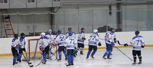 Хоккейный клуб шайба самара