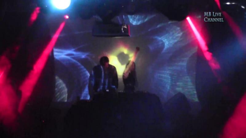 """SCO⁄ǝțâ ΛЮƂǪɃЬ @ Cult Of S.A.D. 21.03.1015. Клуб """"Volta"""". Witch House. Москва"""