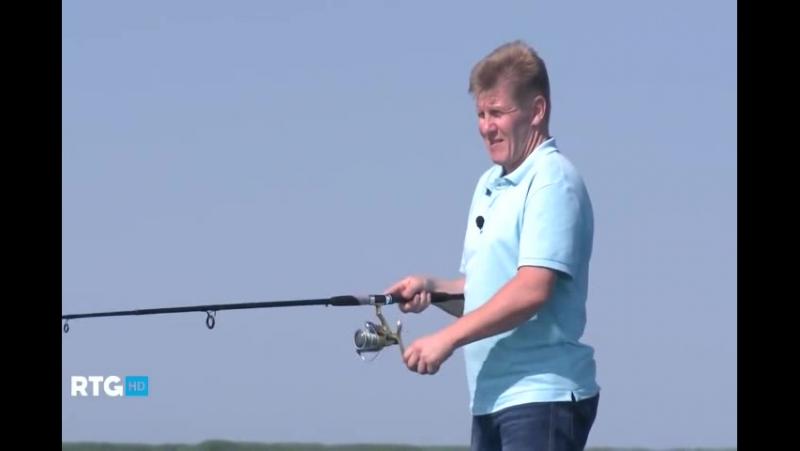 Летняя рыбалка в дельте Волги