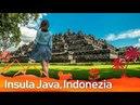 Borobudur - Cel mai mare templu Buddhist din lume!