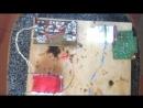 Классический качер Бровина на кт603а. Запуск с тычка в базу. Передача энергии