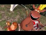 Три богатыря и три богатых пня (VHS Video)