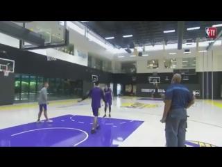 В эфир NBA TV случайно попала критика Д'Анджело Расселла со стороны Брайана Шоу