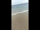 Жаклин на пляжу у най харна