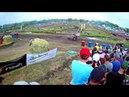 Парад рэтро тракторов на Бизон Трек Шоу 2018