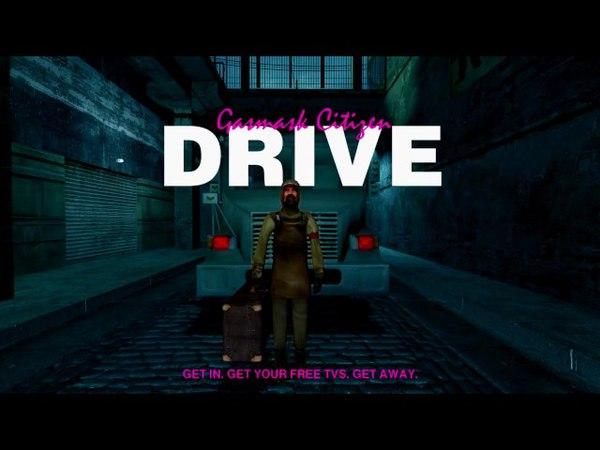 Half-Life 2 Beta: Bus Drive (April Fools' Special)