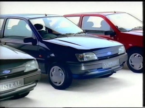 Ford Fiesta Specials adverts