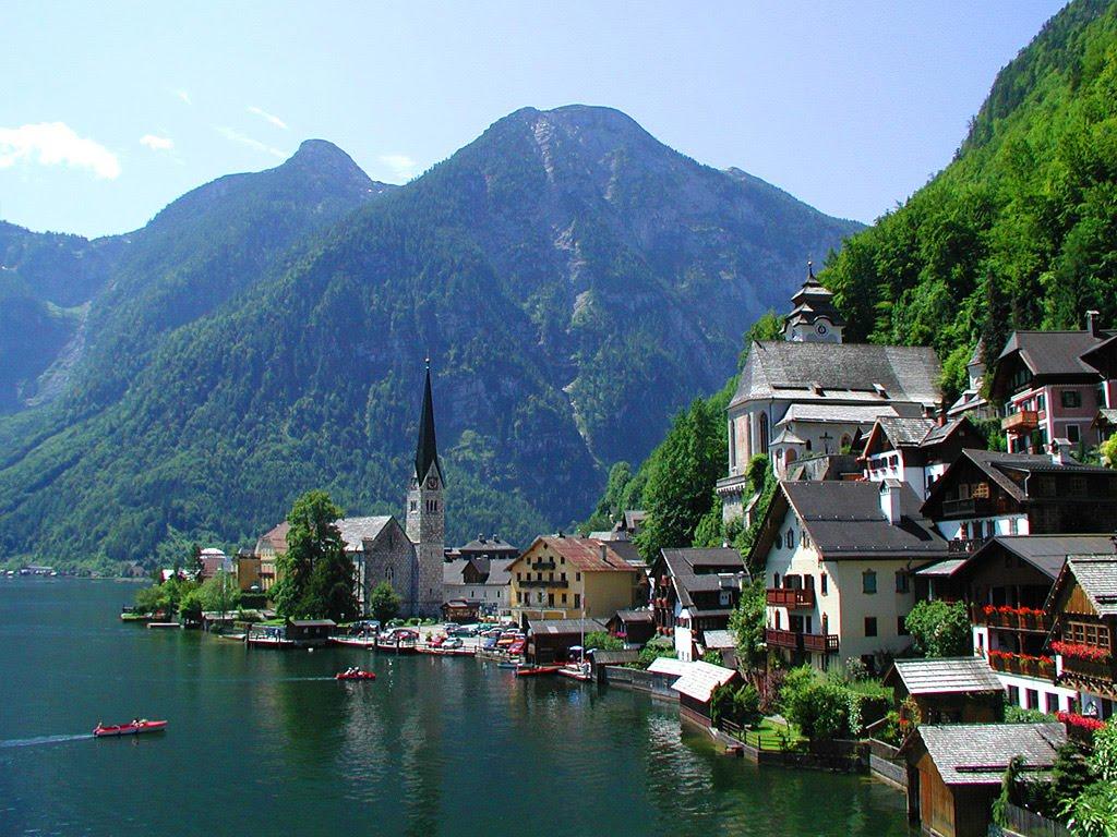 Какие достопримечательности нужно посетить в Австрии?