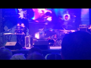 Концерт в Южно-Приморском парке