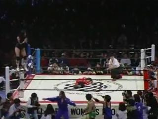 Динамит Кансаи & Маюми Озаки vs. Манами Тойота & Тошийо Ямада (06.12.1993)