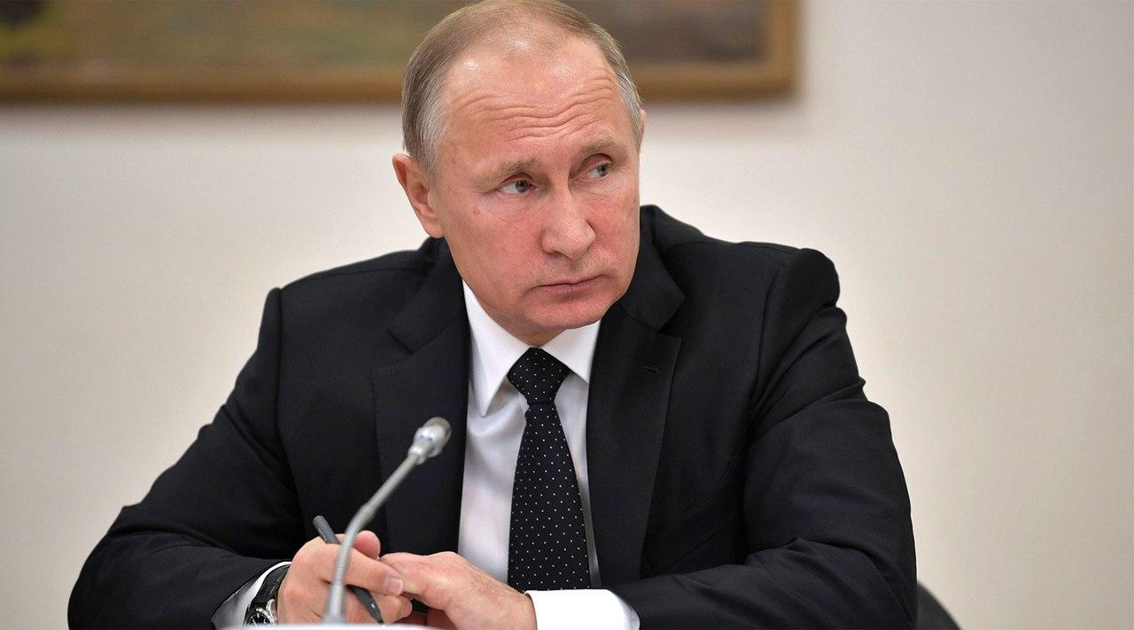 Путин обратился к Алиеву