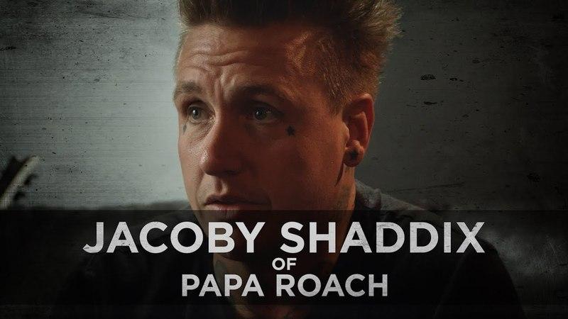 Feeling Suicidal -- Jacoby Shaddix of Papa Roach