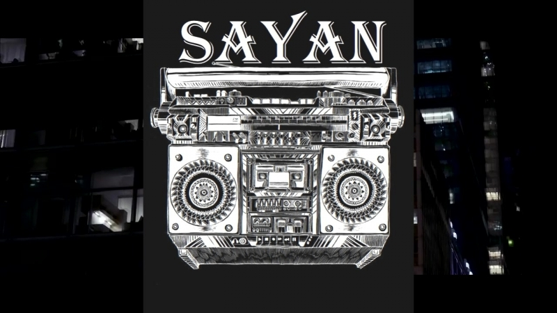 SAYAN - Track for the Subwoofer MX