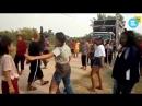 Танцы на тайском фестивале