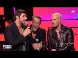 Patrick Fiori,Florent Pagny et M.Pokora -Comme dhabitude - 18 D