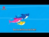 Do-Re-Mi Sharks Sing Along with Baby Shark Pinkfong Songs for Children
