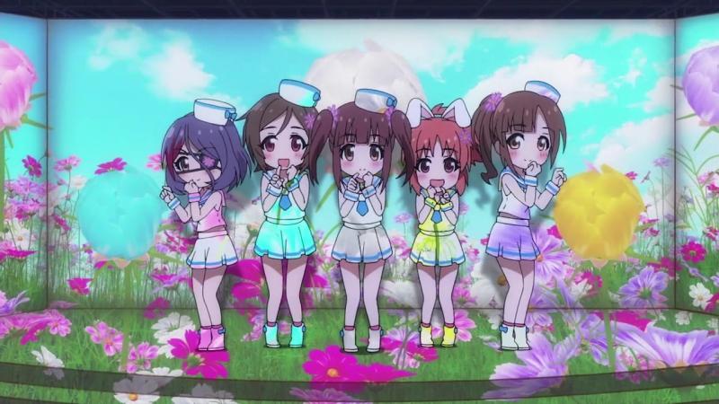 [ED] The Idolmaster Cinderella Girls Gekijou | Идолмастер: Театр девушек-золушек 2