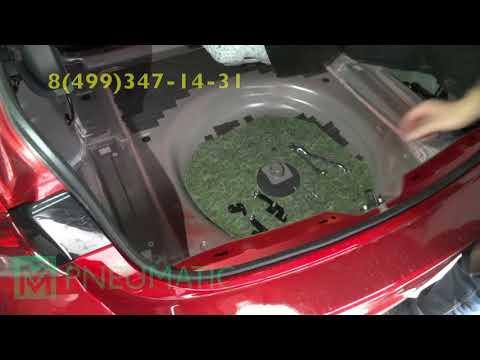Амортизатор (упор) багажника на Mazda 6 AB-MZ-0612-00 (обзор, установка)