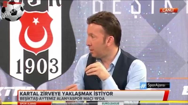 Beşiktaş Spor Ajansı ⚽ Beşiktaş Alanyaspor Maçı ve Muhtemel 11leri Yorumları 31 Mart 2018