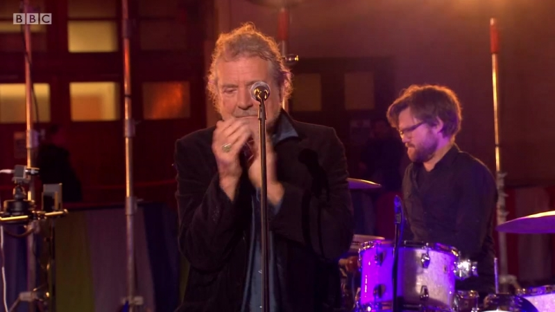 ROBERT PLANT- BBC1 The One Show 2017