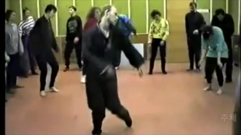 Dancing in The Sect