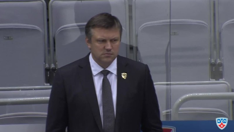 Моменты из матчей КХЛ сезона 14/15 • Удаление. Макс Вярн (Сочи) получил дисциплинарный штраф 03.12