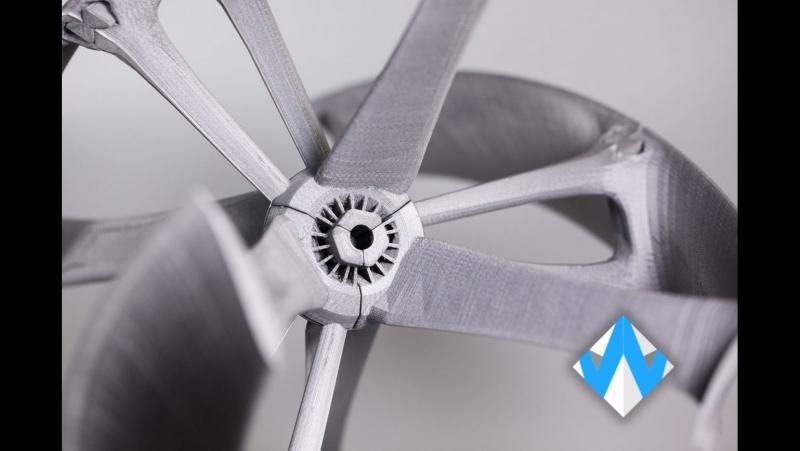 Вертикальная ветровая турбина