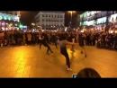 En la Puerta del Sol, Madrid