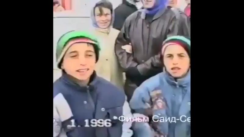 Чеченец красавчик