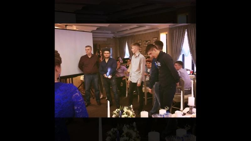 Свадьба Ани и Лёши 21.04.2018