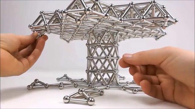 Успокаивающая магнитная скульптура