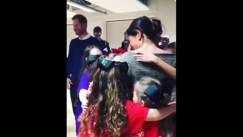 Cardiff KIDS | Meghan Markle | Меган Маркл