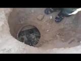 الذخائر التي وجدت داخل خزانات_المياه المدفونة في مزرعة الخارجي محمد اجبيل القبايلي .. تم العثور عليها من قبل ابطال غرفة عمليات #