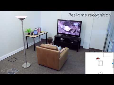 Wall: Room-Scale Interactive and Context-Aware Sensing