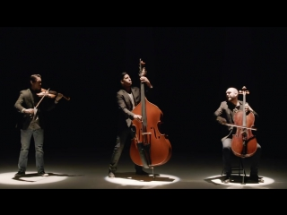 Sweet Dreams (Are Made of This) - Eurythmics (violin-cello-bass cover) - Simply Three