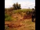 стрельба из миномета 2Б11