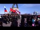 Военный парад 9 мая 2018 года в г. Североморск