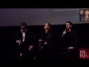 Eva Présentation du film en Avant Première avec Isabelle Huppert