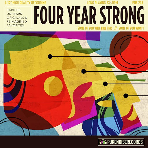 Four Year Strong альбом Heroes Get Remembered, Legends Never Die