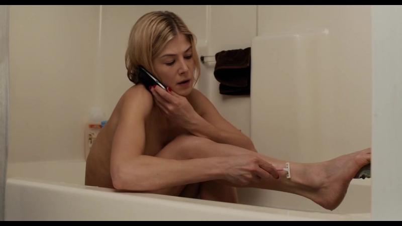 Розамунд Пайк Голая - Rosamund Pike Nude - Вернуть отправителю (2015)