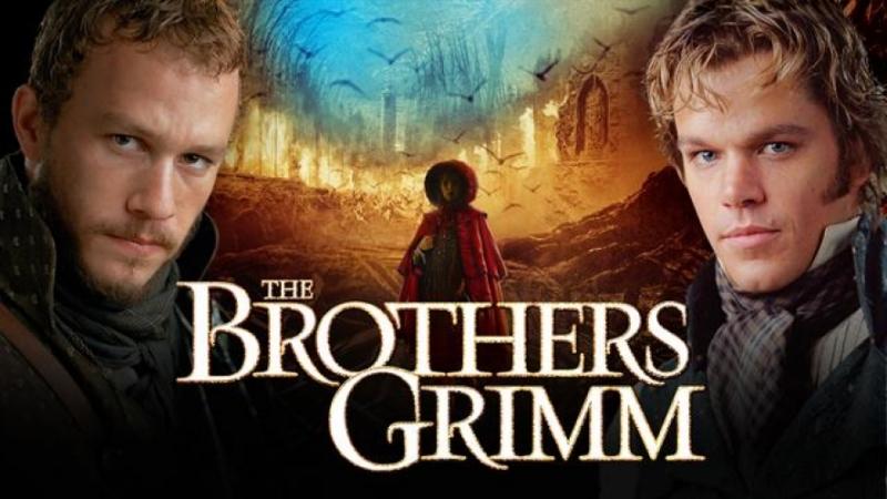 Братья Гримм - Русский Трейлер (2005)